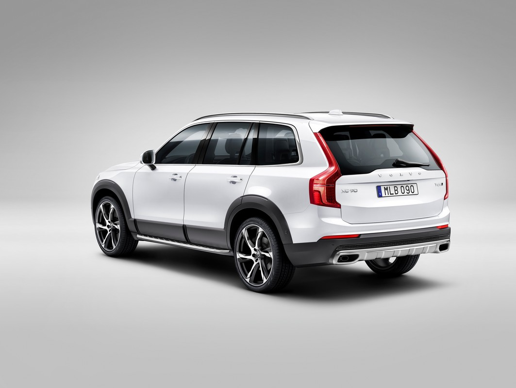 volvo xc90 phev galerie photos. Black Bedroom Furniture Sets. Home Design Ideas
