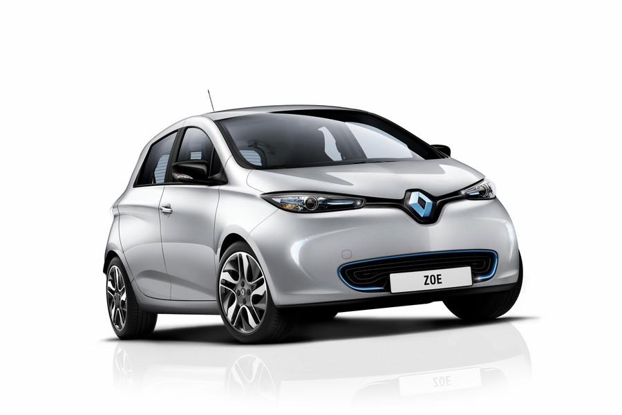 renault zoe ze 22 kwh galerie photos. Black Bedroom Furniture Sets. Home Design Ideas