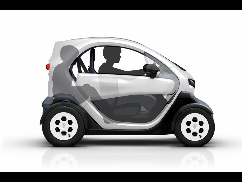 renault twizy galerie photos. Black Bedroom Furniture Sets. Home Design Ideas