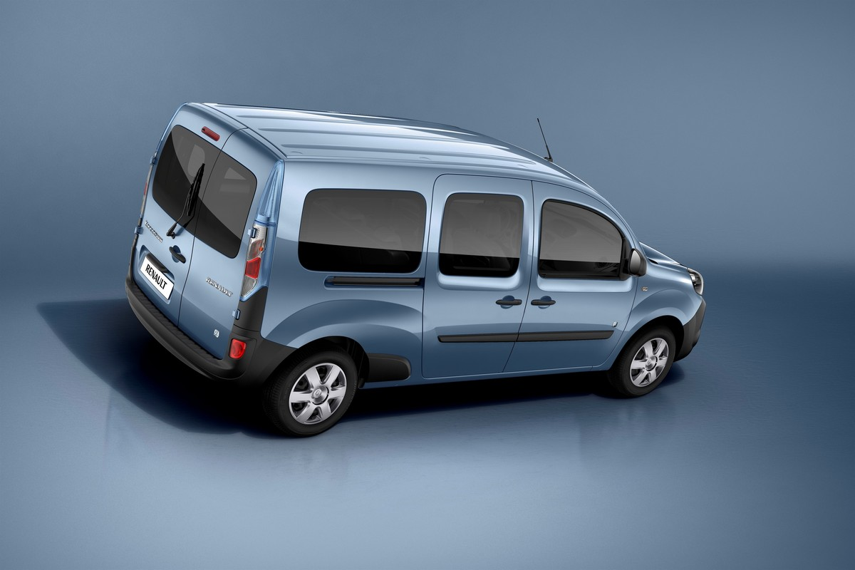 voiture lectrique renault kangoo maxi ze combi. Black Bedroom Furniture Sets. Home Design Ideas