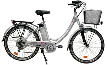 Carrefour - E-bike Topbike