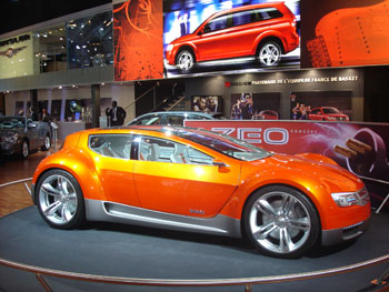 Mondial 2008 - Dodge Zeo Concept - Photo 1