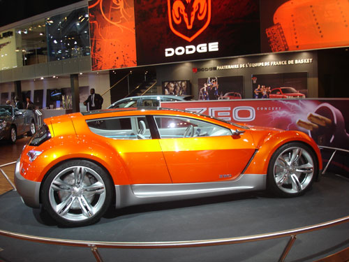 Mondial 2008 - Dodge Zeo Concept - Photo 2