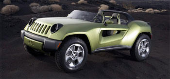 salon de d troit 2008 jeep renegade concept. Black Bedroom Furniture Sets. Home Design Ideas