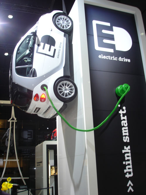 Mondial 2008 - Smart Electric Drive - Photo 2