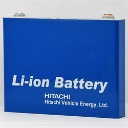 Batteries lithium-ion - Hitachi passe à la vitesse supérieure - Photo 1