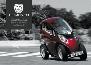 Projet - Une flotte de Lumeneo Smera en auto-partage à Grenoble - Photo 1