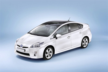 toyota prius 3 les tarifs pour la france. Black Bedroom Furniture Sets. Home Design Ideas