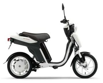 tokyo 2009 les v los et scooters lectriques de yamaha. Black Bedroom Furniture Sets. Home Design Ideas