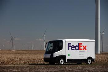 Livraison FedEx en partenariat avec Persun