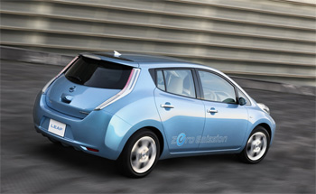 8 ans de garantie pour les batteries de la Nissan Leaf - Photo 1