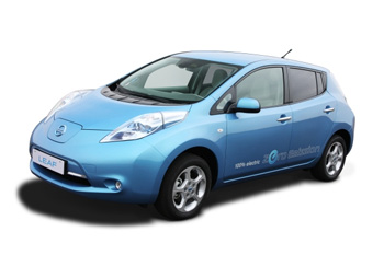 voiture lectrique la nissan leaf en leasing avec leaseplan. Black Bedroom Furniture Sets. Home Design Ideas