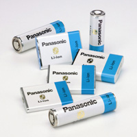 panasonic annonce des batteries au lithium plus puissantes. Black Bedroom Furniture Sets. Home Design Ideas