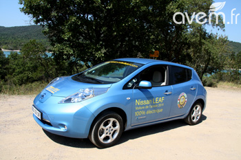 essai une journ e en nissan leaf. Black Bedroom Furniture Sets. Home Design Ideas