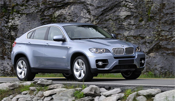 fin de parcours pour la bmw x6 activehybrid. Black Bedroom Furniture Sets. Home Design Ideas