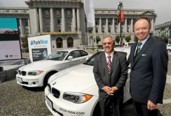 BMW propose son libre-service électrique DriveNow à San Francisco - Photo 1