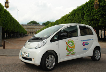 Nancy – Un premier bilan positif pour l'autopartage électrique City'Mov - Photo 1
