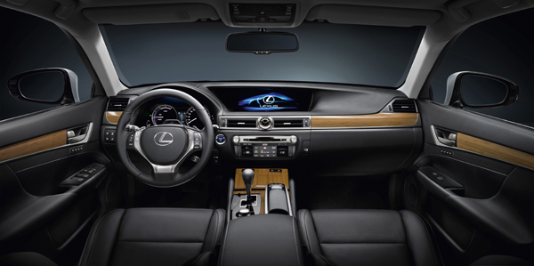 Lexus lance la commercialisation de la nouvelle GS 450h - Photo 2