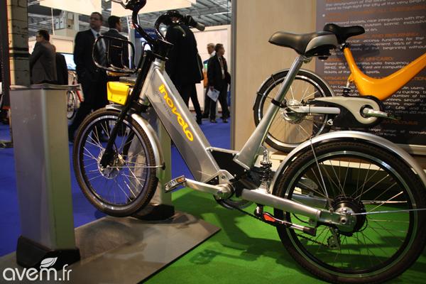 La vélo-station d'Hilltecks a été spécialement conçue pour un usage libre-service