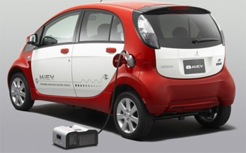 Vehicle-to-grid - Mitsubishi lance sa Power Box - Photo 1