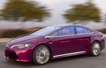 Selon des sources non officielles, les nouvelles lignes de la Toyota Prius 4 pourraient s'inspirer du concept NS4.