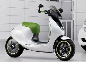 scooter lectrique smart s associe vectrix. Black Bedroom Furniture Sets. Home Design Ideas