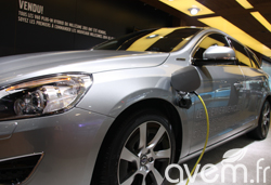 Volvo V60 Plug-in-Hybrid – « Sold-out » pour la version 2013 ! - Photo 1