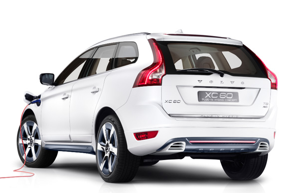 volvo xc60 version hybride rechargeable pour le march am ricain. Black Bedroom Furniture Sets. Home Design Ideas