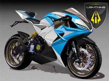 la moto plus rapide du monde