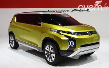 Mitsubishi AR Concept au salon de Genève 2014