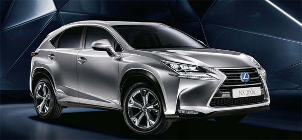 lexus nx 300h le crossover hybride partir de. Black Bedroom Furniture Sets. Home Design Ideas