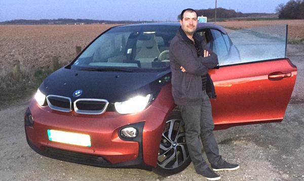 Paris-Toulon en BMW i3 : Oui, c'est possible !