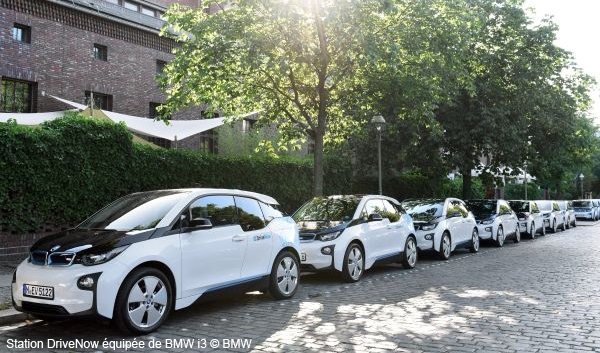drivenow 100 bmw i3 en service en allemagne. Black Bedroom Furniture Sets. Home Design Ideas
