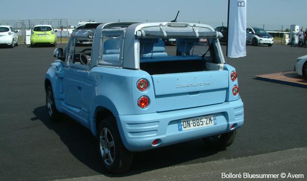 bolloré blue summer