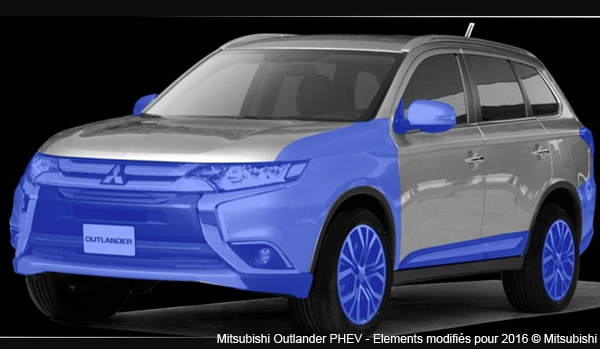 le nouveau mitsubishi outlander comment par olivier pierre. Black Bedroom Furniture Sets. Home Design Ideas