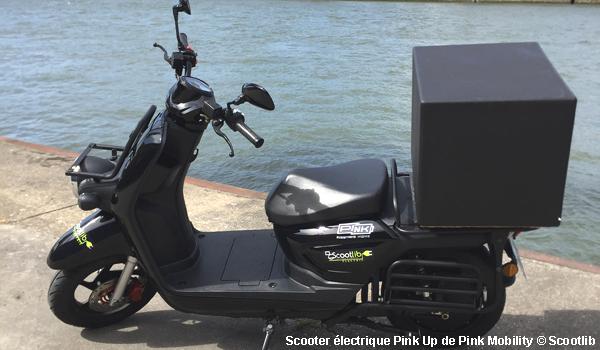 les scooters lectriques de nos adh rents au salon rapid resto paris. Black Bedroom Furniture Sets. Home Design Ideas