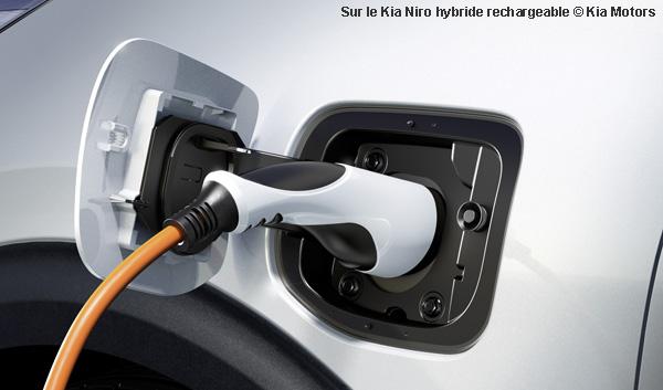 lancement du crossover kia niro hybride rechargeable. Black Bedroom Furniture Sets. Home Design Ideas