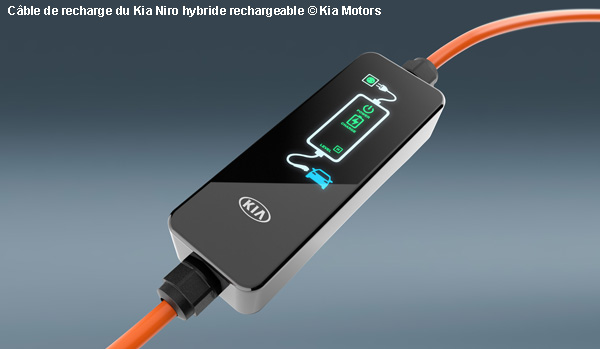 lancement du crossover kia niro hybride rechargeable. Black Bedroom Furniture Sets. Home Design Ideas