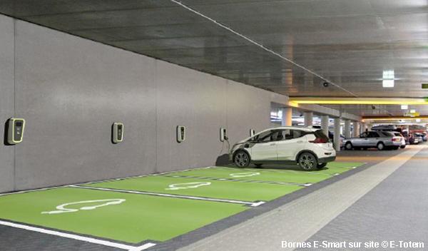 E-Smart la nouvelle borne de recharge de E-Totem est disponible. dans ----- Energies - Batteries et autres. 6761_2