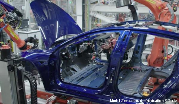 Impact carbone des batteries et véhicules électriques par l'ICCT