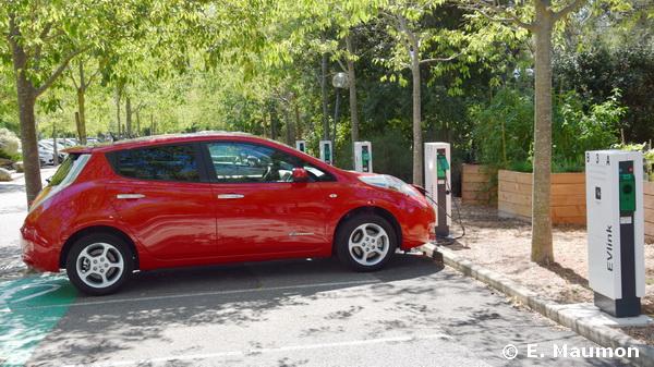 Une façon radicale d atteindre son prochain objectif   atteindre 80% de  véhicules électriques à l horizon 2020. 0b97cce0abc2