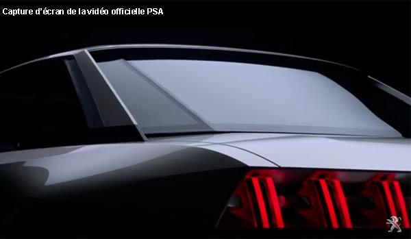 Peugeot E Legend Un Air De Deja Vu Qui Enchante