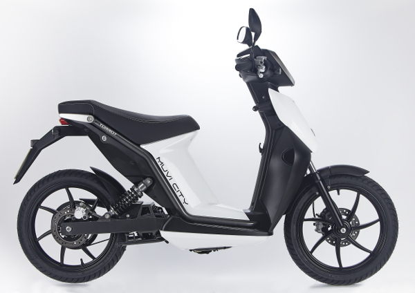 Scooter électrique - Torrot - Muvi City