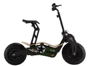 Scooter électrique - Beeper Road - Scootcross