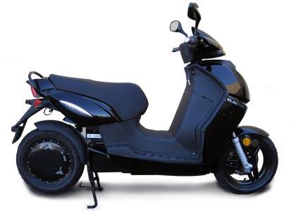 moto lectrique vectrix vx2. Black Bedroom Furniture Sets. Home Design Ideas