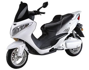 Scooter électrique - Electric City - Ventys660