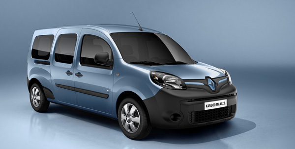 renault kangoo maxi ze combi. Black Bedroom Furniture Sets. Home Design Ideas