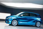 Accéder à la fiche détaillée : Mercedes Classe B 250e