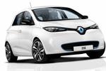Accéder à la fiche détaillée : Renault Zoe ZE