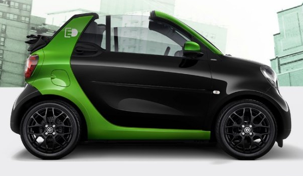 smart fortwo cabrio electric drive. Black Bedroom Furniture Sets. Home Design Ideas